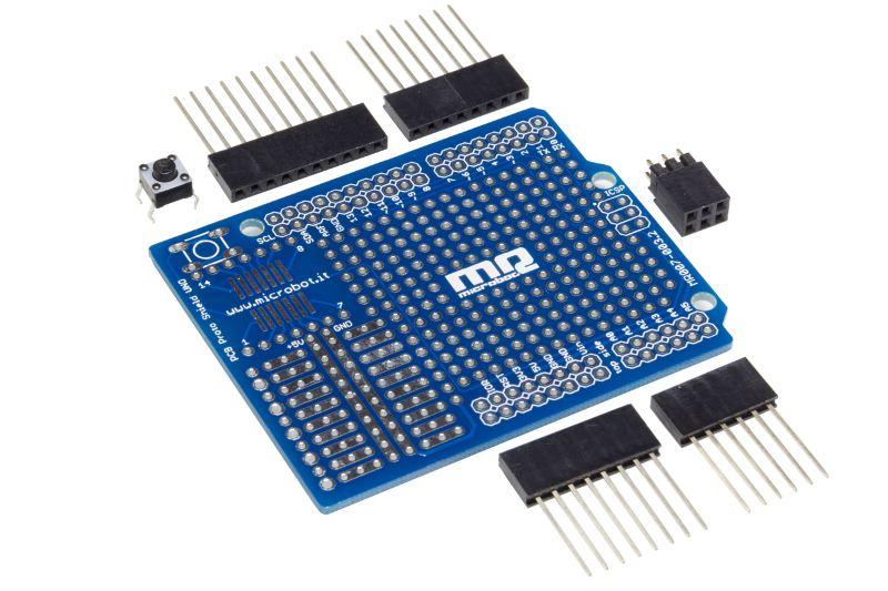 Kit proto shield uno for arduino