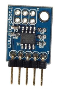 Digital Temperature Sensor with TCN75A