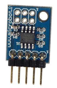 Sensore Digitale di Temperatura con TCN75A