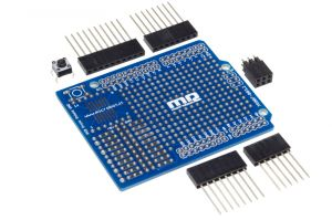 Kit Proto Shield UNO for Arduino