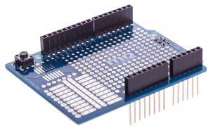 Kit Proto Shield UNO for Arduino - Assemblata