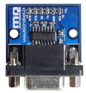 Interfaccia Seriale RS232-TTL 3-5,5V