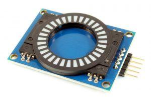 I2C Circular LED Bar - BLUE
