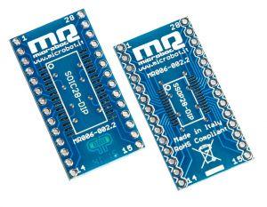 SSOP28-SOIC28 to DIP Adapter