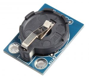 Real Time Clock module with DS1307