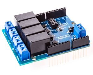WiFi Relay Shield